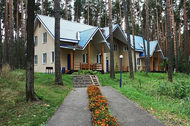 Пансионаты и дома отдыха в Новокузнецке